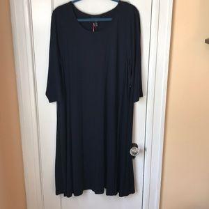 NWT Navy Dress
